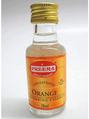 Preema Orange Flavouring Essence - 28 ml