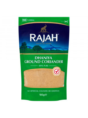 Rajah - Coriander Powder (Dhana Powder) - 100 gm