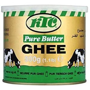KTC Butter Ghee 500 gm