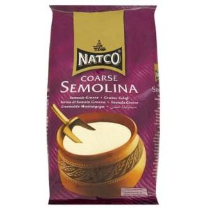 NATCO SEMOLINA COARSE  1.5 kg