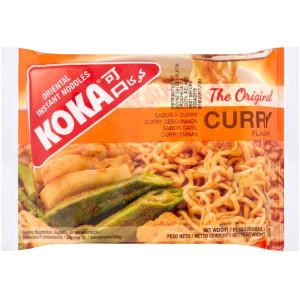Koka curry flavour noodles 85g
