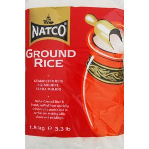 Natco Ground Rice 1.5 kg