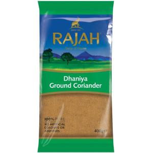 Rajah Dhaniya Ground Coriander, 400 gms