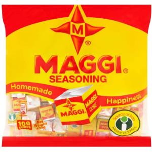 Maggi Seasoning, 100 Cubes, 400 G