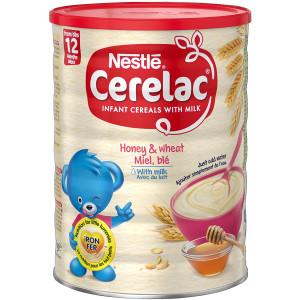 Nestle Cerelac, Honey & Wheat with Milk 1 kg