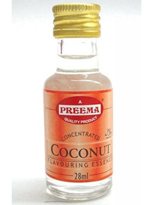 Preema Coconut Flavour Essence 28 ml