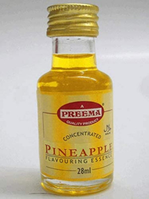 Preema Pineapple Flavouring Essence - 28 ml